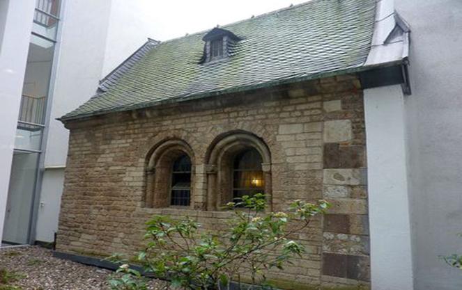 Капелла святой Елены