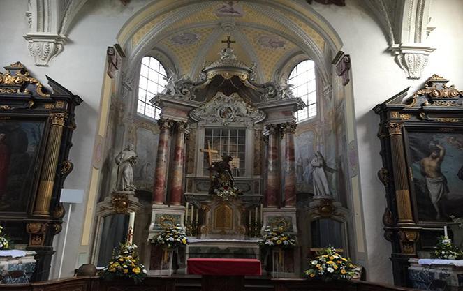 Церковь святой лестницы Кройцберг в Бонне