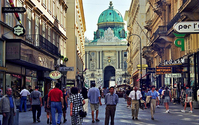Покупки в Мюнхене
