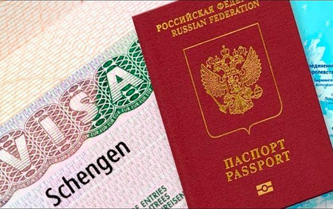 Загранпаспорт и виза Шенген