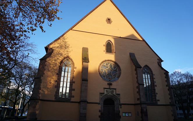 Церковь святого Леонхарда в Штутгарте