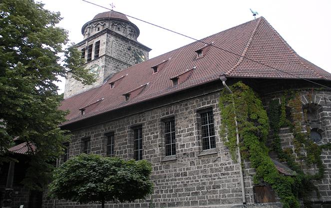 Церковь Искупителя в Штутгарте