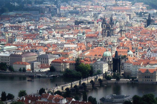 Чешская недвижимость