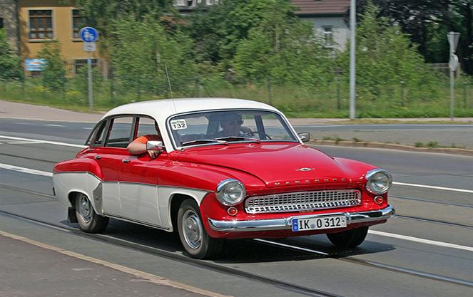 Автомобильная промышленность германии