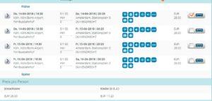 Расписание автобусов Eurolines Кельн-Амстердам