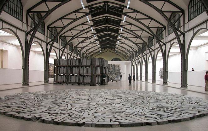 Музей современного искусства в берлине