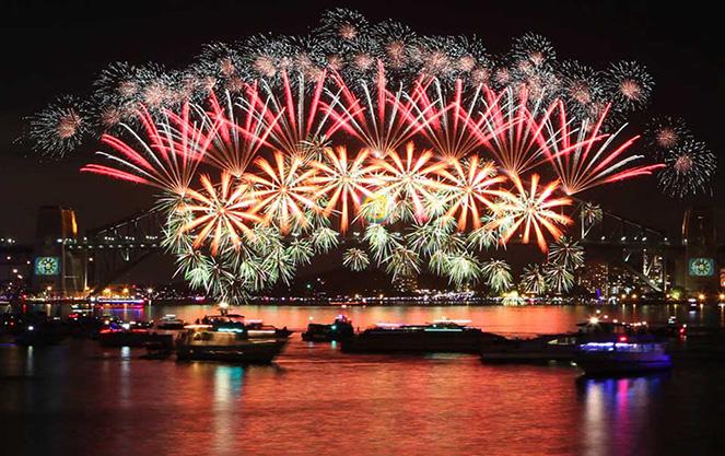 Новый год в испании