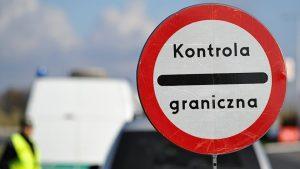 Правила пересечения польской границы