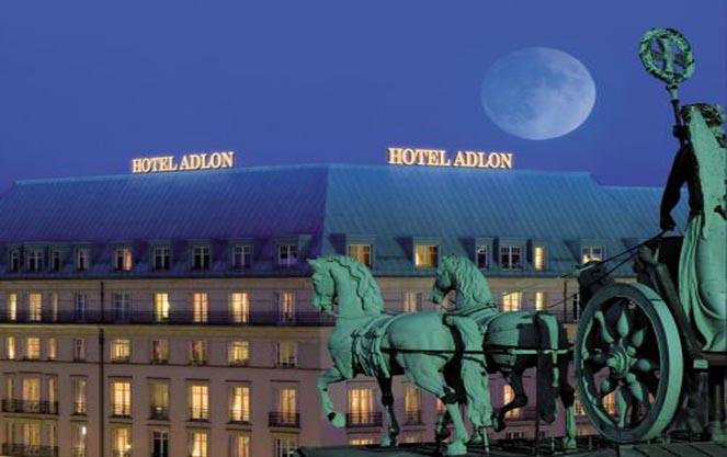Бронирование номера в отеле берлина
