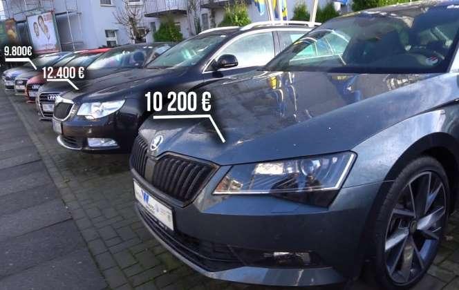 Как самостоятельно купить авто в Германии