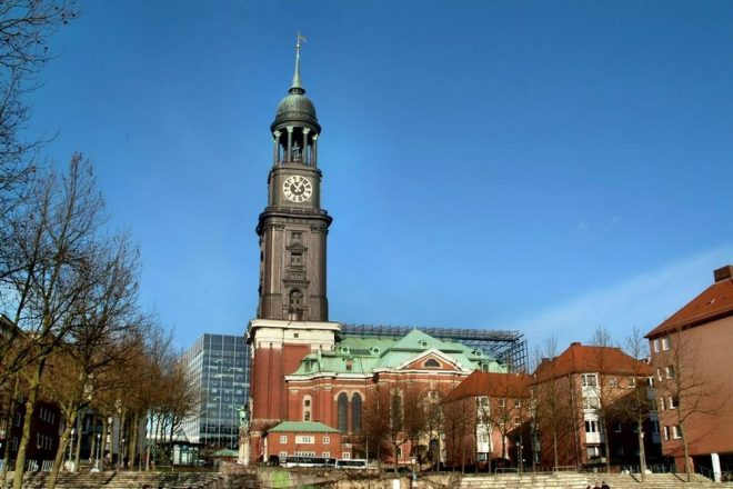 Храмы и соборы Гамбурга