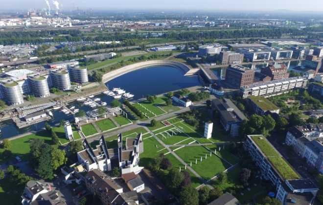 Жилая и коммерческая недвижимость в городе Дуйсбурге