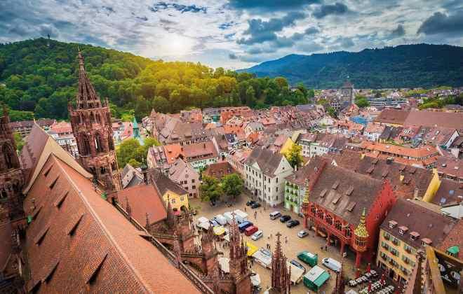 Жилая и коммерческая недвижимость во Фрайбурге