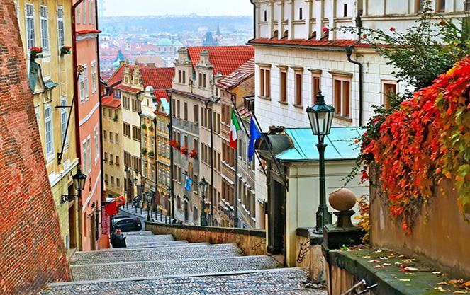 Досуг в Чехии
