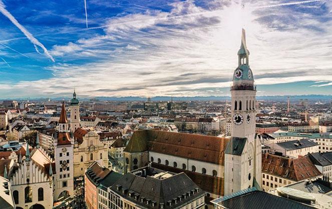 Отели Мюнхена: популярные и бюджетные предложения