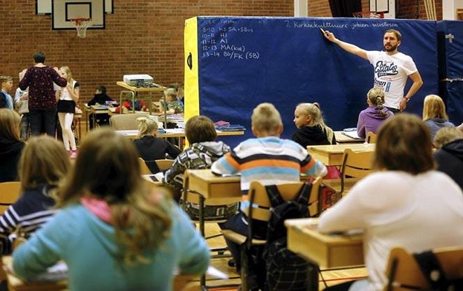 Школы в финляндии для иностранцев
