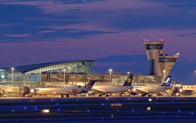 Чем занятися в аэропорту Хельсинки