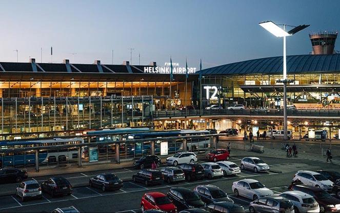 Аэропорт вантаа в финляндии