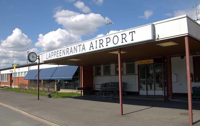 Аэропорт лаппеенранта в финляндии