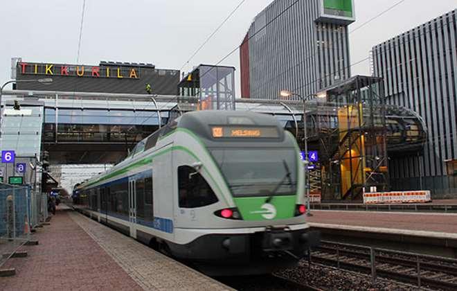 Железные дороги в Финляндии: высокая скорость и комфорт