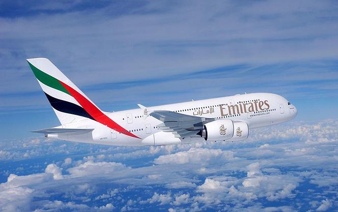 Авиакомпания Emirates Airlines – один из лучших перевозчиков мира