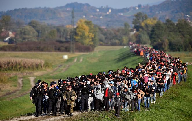 Основания для приобретения статуса беженца