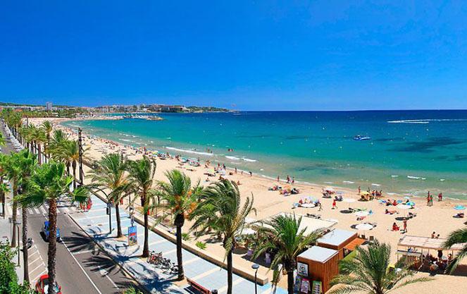Достопримечательности испанского курорта Салоу