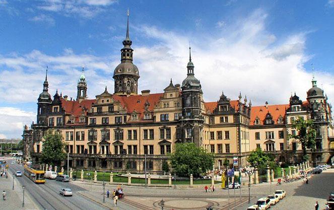 Экскурсии в германии