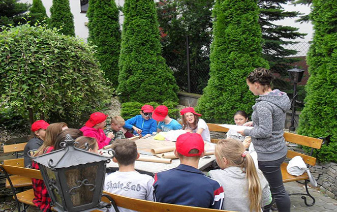 Языковые детские лагеря в чехии