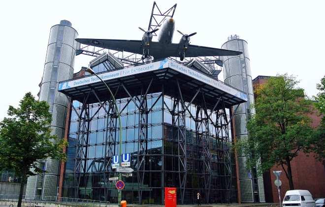Технический музей в Берлине