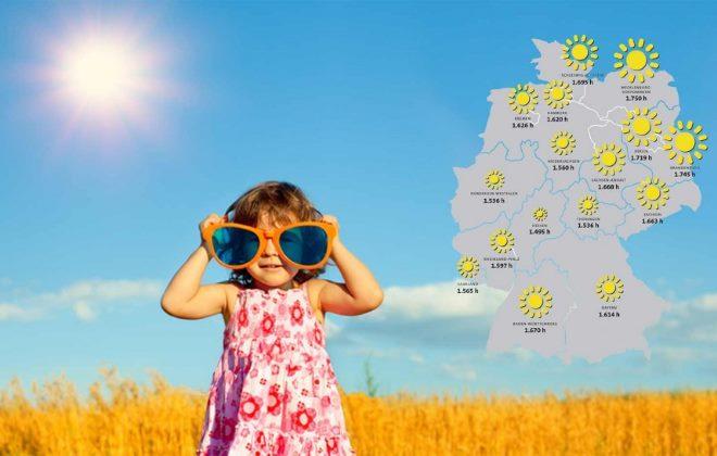 Погода и климат в Германии: когда лучше приехать