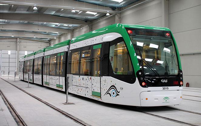 Городской транспорт в испании