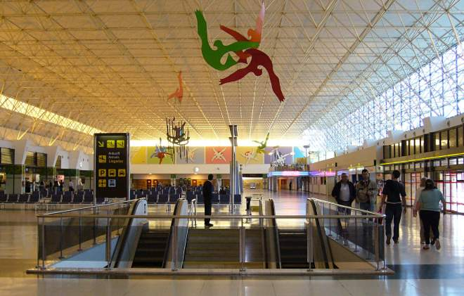 Аэропорт де-Гран-Канария