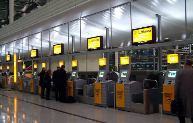 Аэропорт Мюнхена