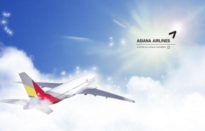 Летаем с авиакомпанией Asiana Airlines