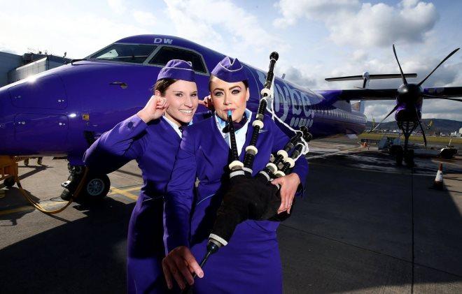 Европейская региональная авиакомпания Flybe