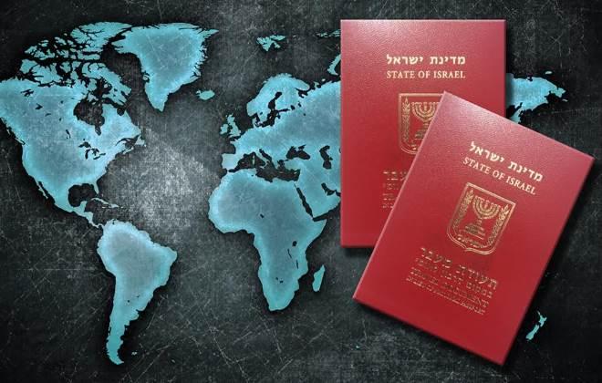 Безвизовые страны для граждан Израиля в  2019  году и основные условия их посещения