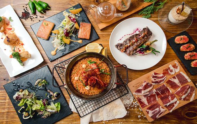 Цены на питание в испании