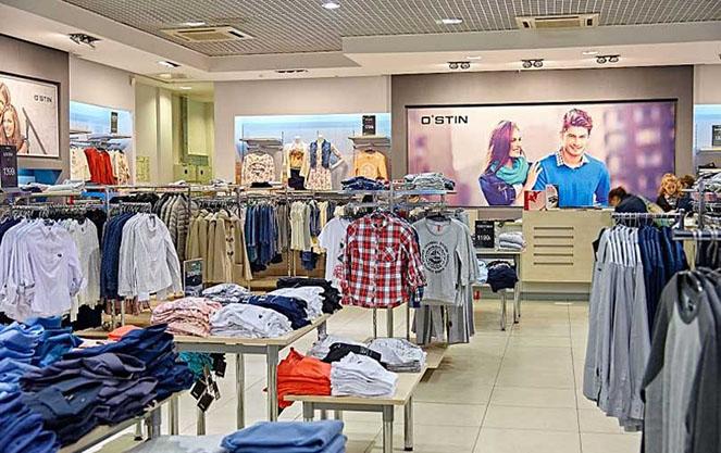 Цены в испании на одежду