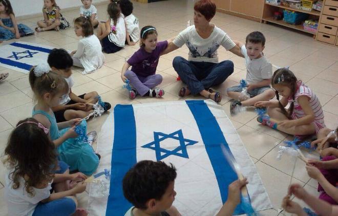 детские садики в Израиле