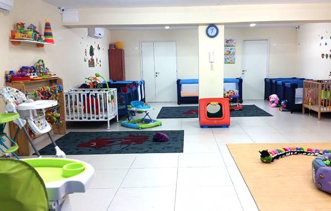 Детские сады в Израиле внутри и снаружи