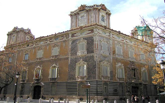 Дворец маркизов дос агуас