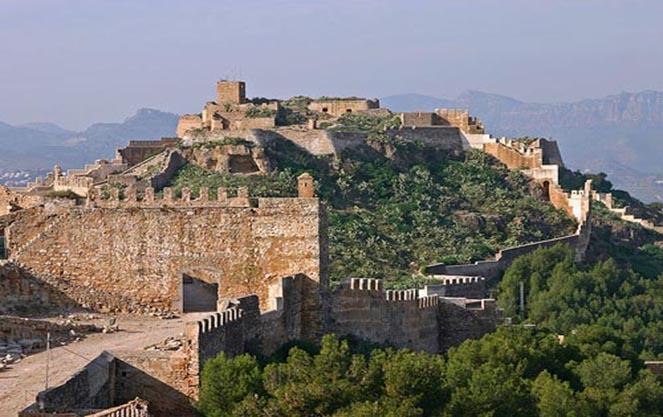 Древний город сагунто