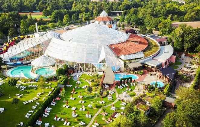 Aqualand – лучший аквапарк Кельна