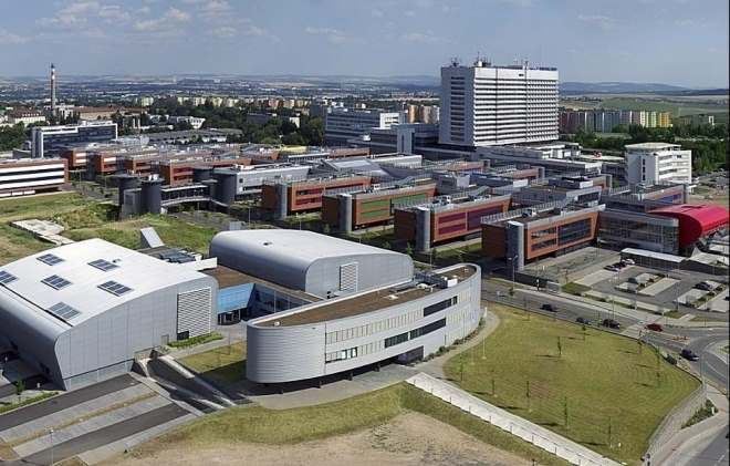 Общежития университета