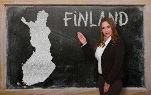 Государственные языки Финляндии