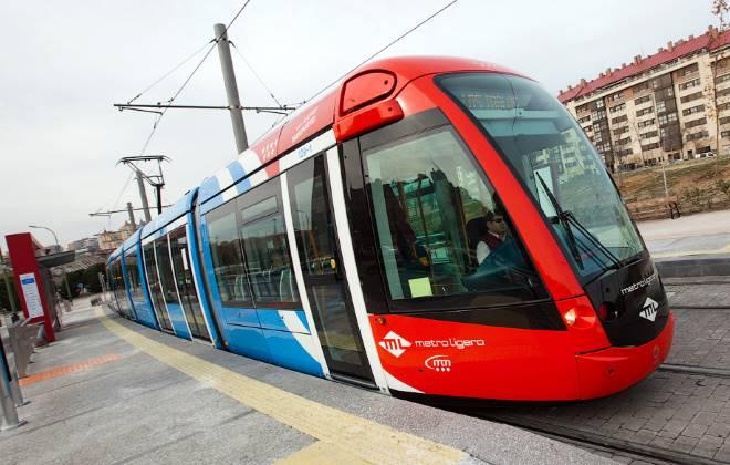 Как организован общественный транспорт в Мадриде