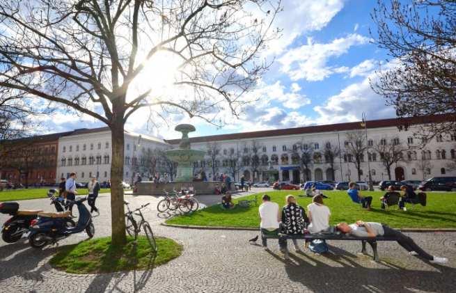 Разнообразный отдых в Мюнхене в любое время года