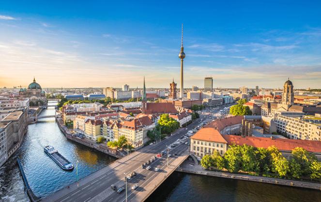 Особенности погоды и климата в Берлине по месяцам