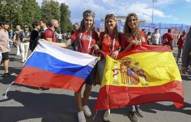 Русская диаспора в Испании